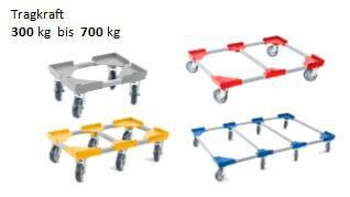Transportroller Variable